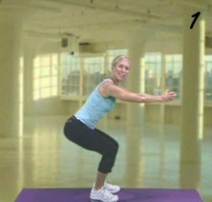 exercice contre la cellulite des cuisses et fessier