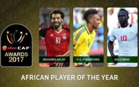 Ballon d'Or africain 2017