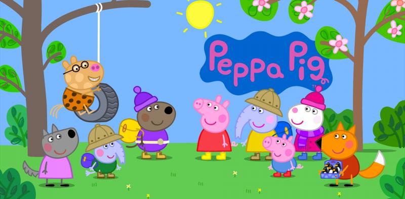 Contexte General Sur Le Dessin Anime Peppa Pig